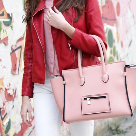 Fashion-Forward Waterproof Bags - 'Save My Bag' Creates Purses That are Stylish and Waterproof