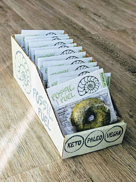 Plant-Based Donuts - Fossil Fuel Offers Donuts That Aim to Be Nutritious and Delicious