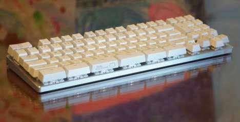 Ergonomic Infrared Keyboards