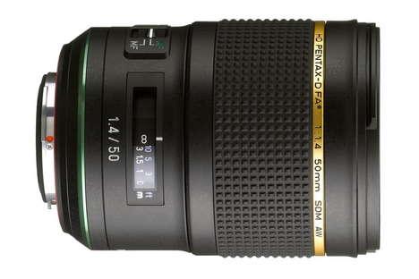Upgraded 50mm Camera Lenses
