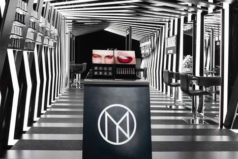Maximalist-Inspired Cosmetic Pop-Ups