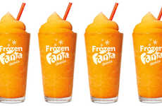 Frozen Orange Beverages