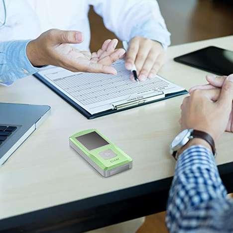 Cardiac Health-Tracking Devices