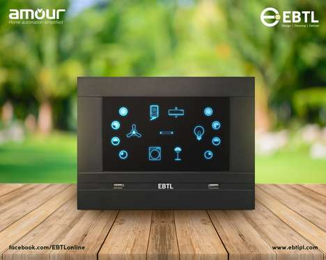 Intuitive Home Automation Controllers