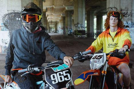 California-Inspired Motocross Apparel