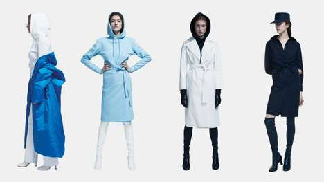 Creative-Focused Versatile Workwear