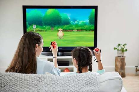 Interactive Anime Game Controllers