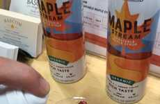 Maple Syrup Sprays - Coombs Family Farms Launched a Convenient, Sprayable Syrup