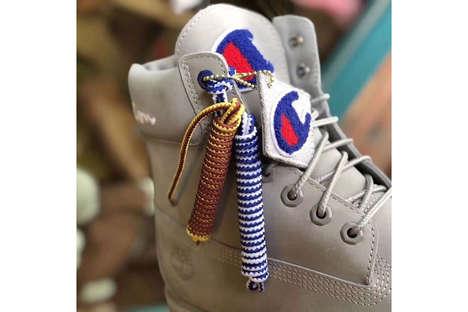 Sportswear-Branded Work Boots