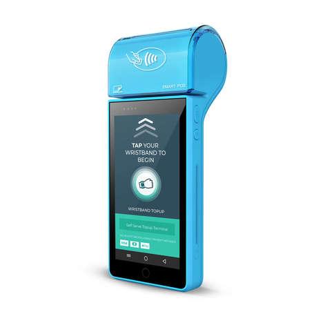 Self-Serve RFID Terminals