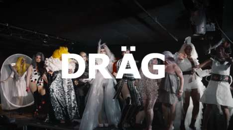 Drag Queen Houseware Campaigns - IKEA Canada Created a Pride Month Campaign with Toronto Drag Queens