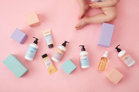 Clean-Label Baby Products - Evereden Formulates Clean Baby Products for Sensitive Young Skin
