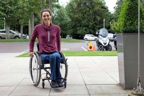 Dynamic Steering Wheelchairs