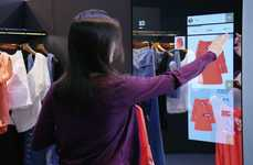 Shopping Assistant AIs - A New Guess Store in Hong Kong Uses Alibaba's FashionAI