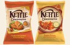 International Flavor Kettle Chips