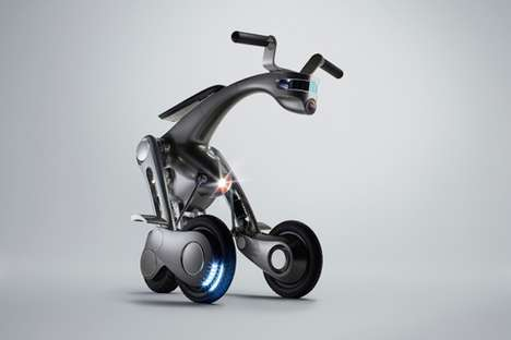 Futuristic Mobility Vehicles