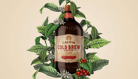 Cold Brew Branding Projects