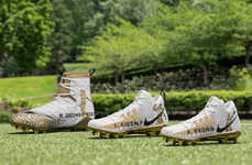 Celebratory Video Game Cleats