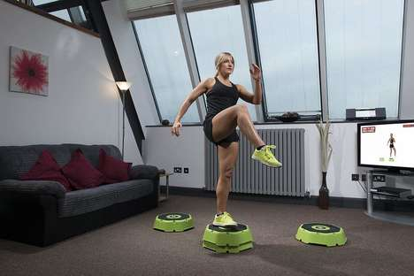 The Escape Fitness USA RISER Platform is Multifunctional