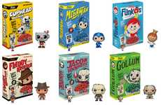 Collectible Cereal Collections