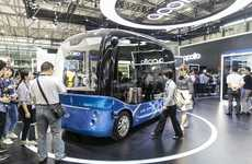 Mass-Produced Autonomous Busses