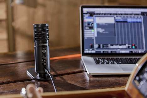Affordable Studio-Quality Microphones