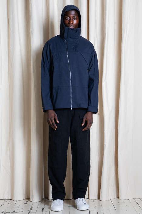 Lightweight Nylon Jackets