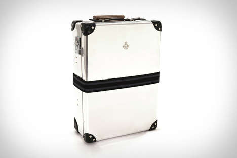 Air Force-Inspired Luggage