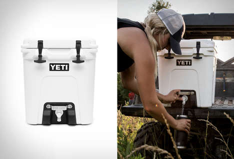 Adventure-Ready Water Coolers
