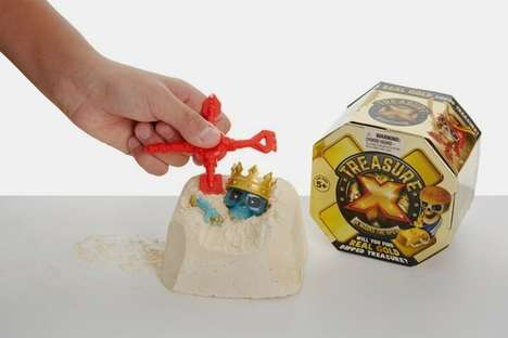 Buried Treasure Collectible Toys