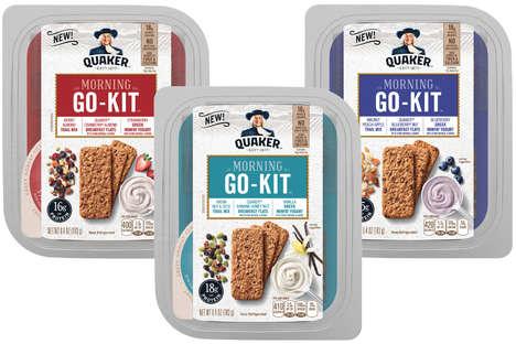 Grab-and-Go Breakfast Kits