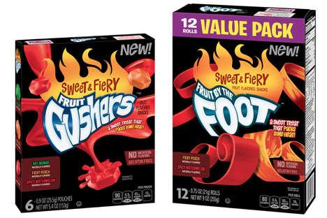 Fiery Fruit Snacks