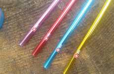 Aluminium-Made Reusable Straws