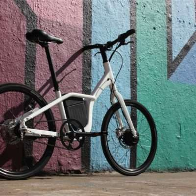 Lightweight Urban Electric Bikes