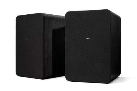 Studio-Quality Bookshelf Speakers