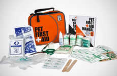 Canine Healthcare Kits - The RC Pet Products Pet First Aid Kit Keeps Owners Prepared