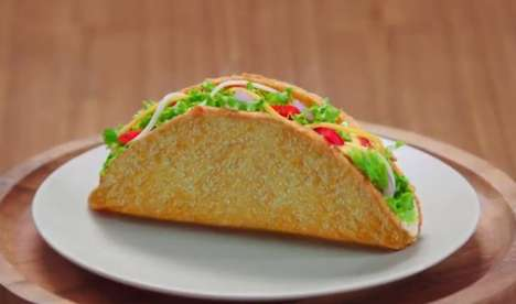 Meat-Free Potato Tacos