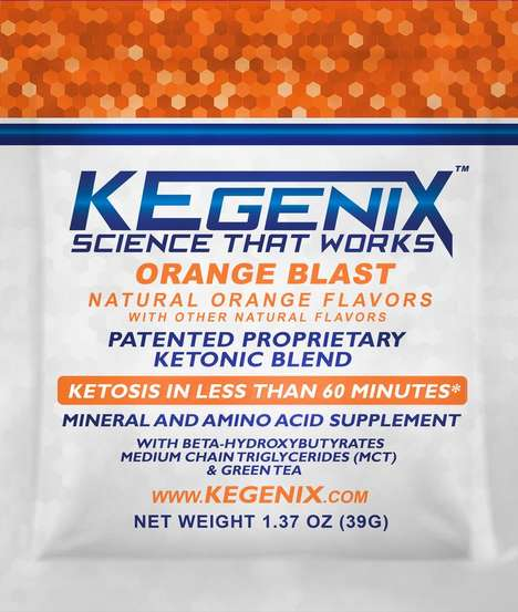 Fast-Acting Nutritional Powders