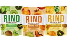 Dried Skin-On Fruit Snacks - The RIND Snacks Dried Fruit Snacks Don't Contain Added Sugar