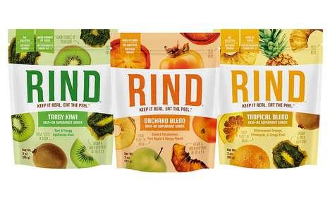 Dried Skin-On Fruit Snacks
