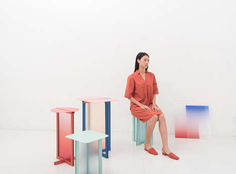Frame-Inspired Furniture