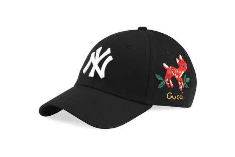 Exclusive Luxury Label Caps