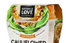 Cauliflower Meal Cups - Kitchen & Love Makes Globally Inspired Cauliflower Quick Meals