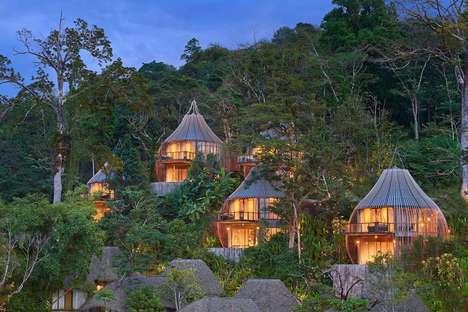 Rainforest Tree Hotels