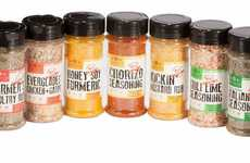 Turmeric-Centric Seasonings - The Spice Lab's Turmeric Seasonings Share Flavor & Health Benefits