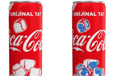 Color-Changing Soda Cans