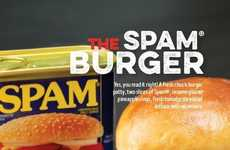 Canned Meat Burgers