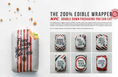 Edible Sandwich Wrappers