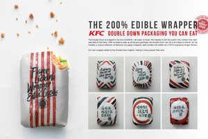 Edible Sandwich Wrappers
