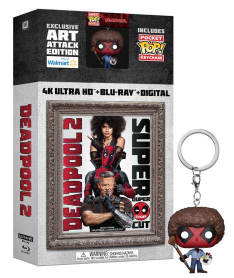 Exclusive Superhero Key Chains